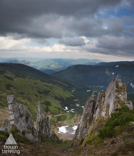 скелі гори Шпиці