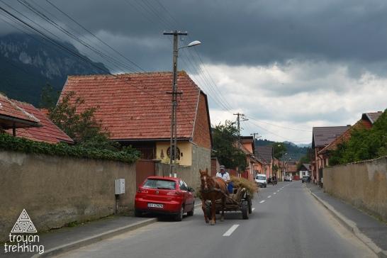 вуличка Зернешті