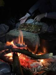 Вечеря готується. Фото: Софія Гнідан